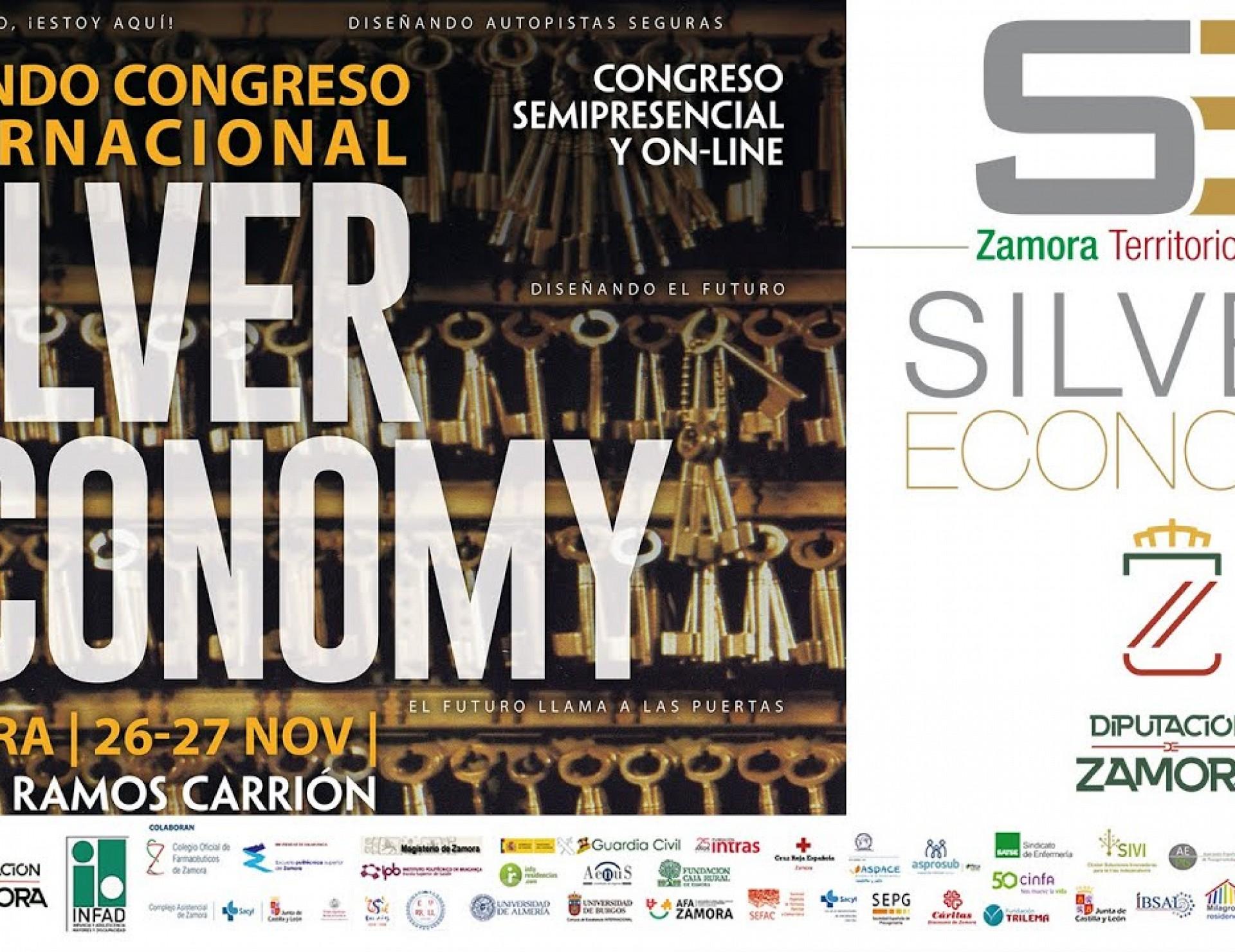 II Congreso Internacional Silver Economy